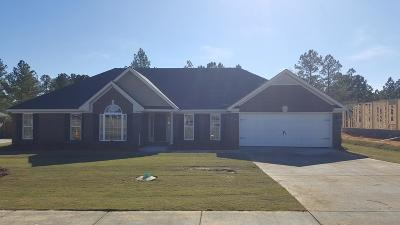 Richmond County Single Family Home For Sale: 4818 Ken Miles Drive