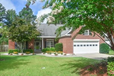 North Augusta Single Family Home For Sale: 564 Calbrieth Way