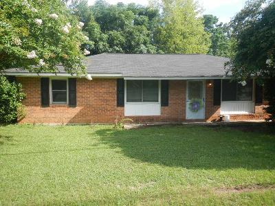 Beech Island Single Family Home For Sale: 405 Beech Island Avenue