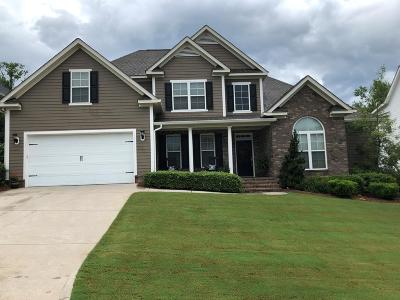 Evans Single Family Home For Sale: 1216 Sumter Landing Lane