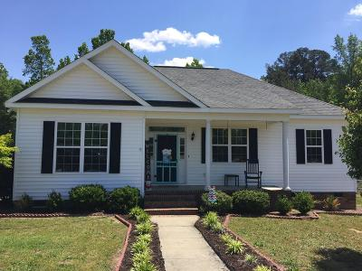 Dearing Single Family Home For Sale: 3564 Iron Hill Road SE