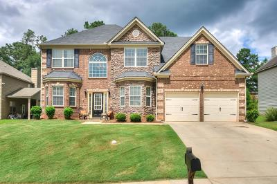 Grovetown Single Family Home For Sale: 504 Ernestine Falls