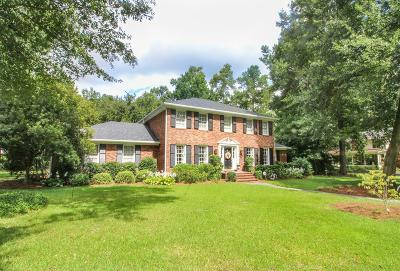 Richmond County Single Family Home For Sale: 3301 Somerset Place