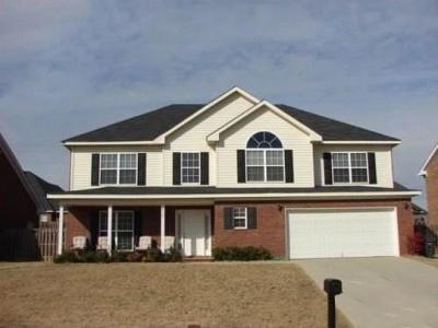 Grovetown Single Family Home For Sale: 6107 Independence Way