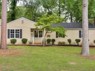 Martinez Single Family Home For Sale: 145 Glenora Drive