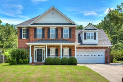 Columbia County Single Family Home For Sale: 1076 Hampstead Drive