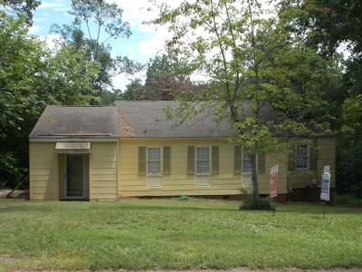 Augusta Single Family Home For Sale: 1037 Bedford Drive
