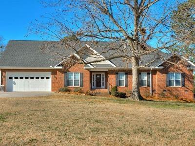 Edgefield County Single Family Home For Sale: 149 Lanier Road