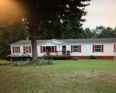 Richmond County Manufactured Home For Sale: 1121 Hephzibah McBean Road