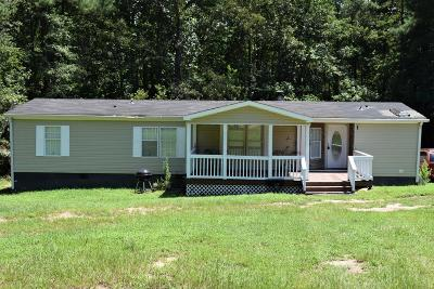 Columbia County Manufactured Home For Sale: 1280 Nugget Drive