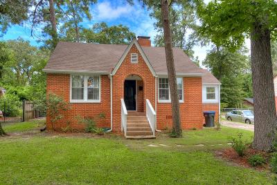 Augusta Single Family Home For Sale: 1613 Kissingbower Road