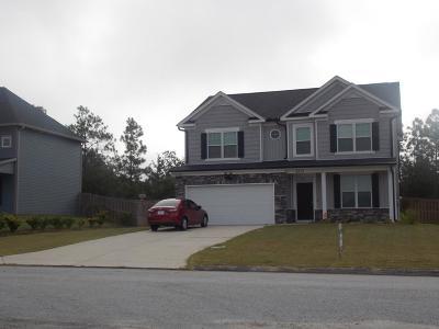 Hephzibah Single Family Home For Sale: 2212 Matthew