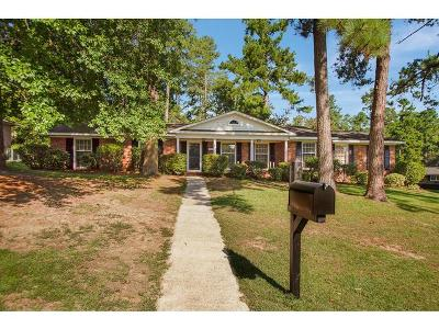 North Augusta Single Family Home For Sale: 2016 Jeffrey Street