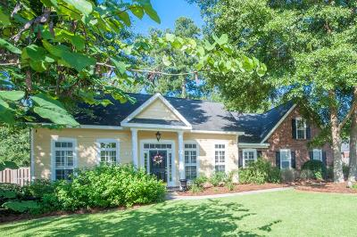 North Augusta Single Family Home For Sale: 125 Millwood Lane