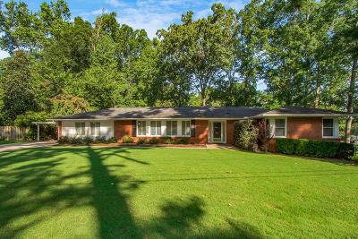 Augusta Single Family Home For Sale: 3013 Stratford Drive
