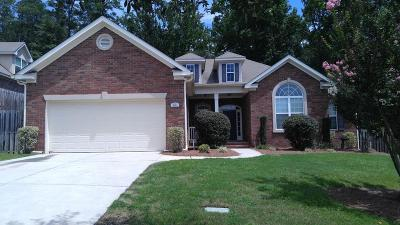 North Augusta Single Family Home For Sale: 136 Kenilworth Drive