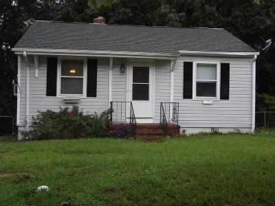 North Augusta Single Family Home For Sale: 707 Mae Street