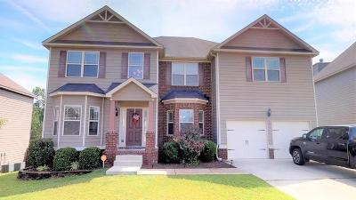 Evans Single Family Home For Sale: 930 Rollo Domino Circle