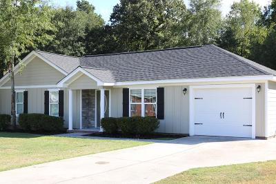 Hephzibah Single Family Home For Sale: 2771 Davis Mill Road