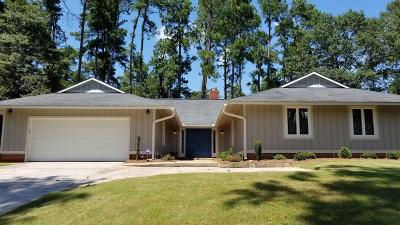 North Augusta Single Family Home For Sale: 911 Dunbarton Drive