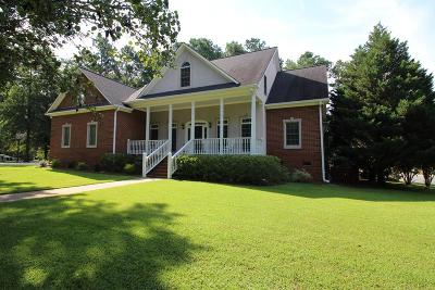 Evans Single Family Home For Sale: 703 Rocky Branch Lane