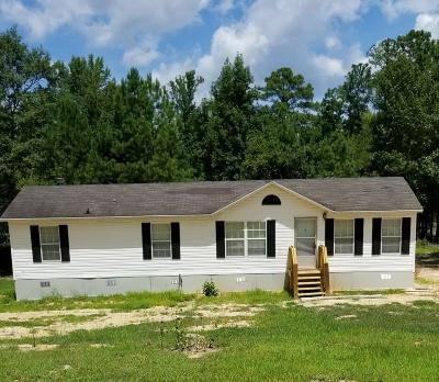 Appling Single Family Home For Sale: 7029 Rance Perry Road