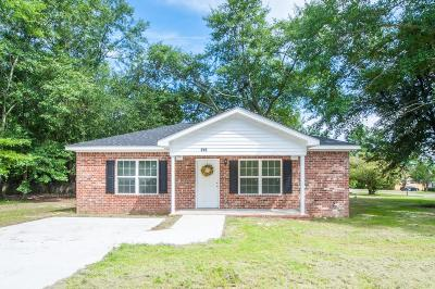 Aiken Single Family Home For Sale: 212 Gayle Ave