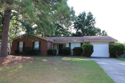 Martinez Single Family Home For Sale: 631 Bridgton Drive