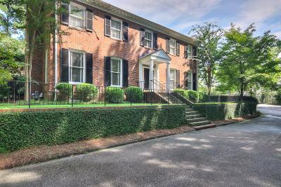 Augusta Single Family Home For Sale: 9 Highgate Circle W