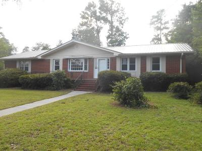 Richmond County Single Family Home For Sale: 1729 Kissingbower Road