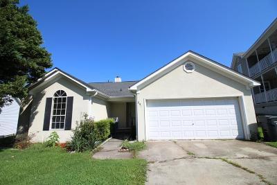 Evans Single Family Home For Sale: 591 Blue Ridge Crossing