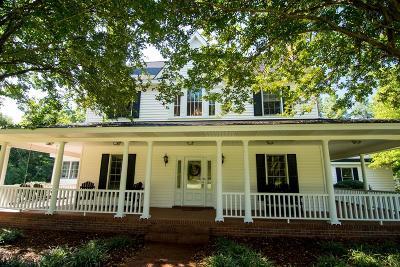Waynesboro Single Family Home For Sale: 736 Spring Branch Church Road