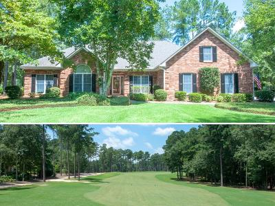 Aiken Single Family Home For Sale: 3168 Montcastle Drive