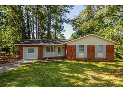 Martinez Single Family Home For Sale: 4036 Braddock