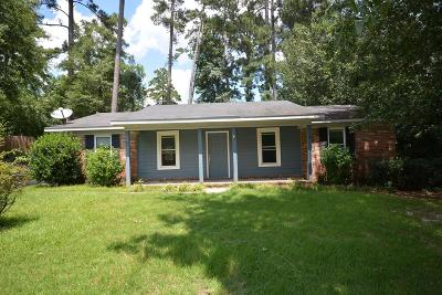 Augusta Single Family Home For Sale: 806 Sterling Court