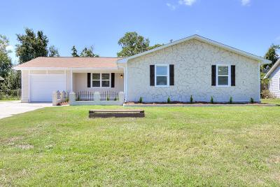 Richmond County Single Family Home For Sale: 2608 Andorra Drive