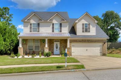 Grovetown Single Family Home For Sale: 736 Gallaway