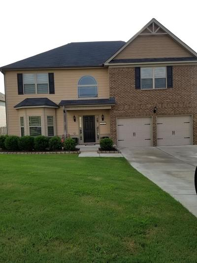 Evans Single Family Home For Sale: 937 Rollo Domino Circle