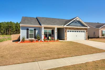 Edgefield County Single Family Home For Sale: 92 Orchard