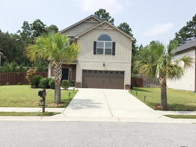 Augusta GA Single Family Home For Sale: $186,500