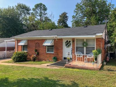 Augusta Single Family Home For Sale: 2741 Magnolia Avenue