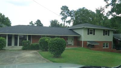 Columbia County, Richmond County Single Family Home For Sale: 908 Papaya Street