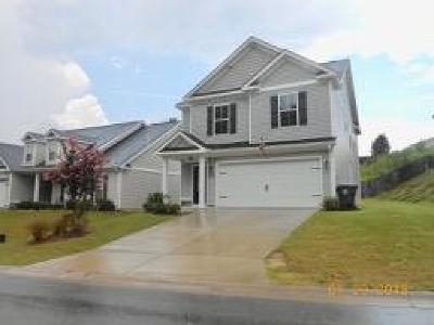 Columbia County Single Family Home For Sale: 2101 Grove Landing Way