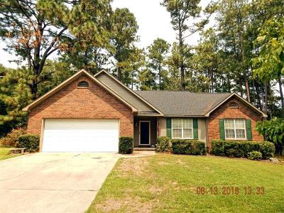 North Augusta Single Family Home For Sale: 416 Twisted Needle Court
