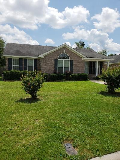 Hephzibah Single Family Home For Sale: 4806 Jasmine Way