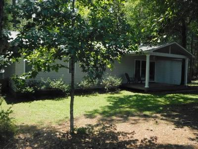 Lincolnton Single Family Home For Sale: 1846 Indian Road