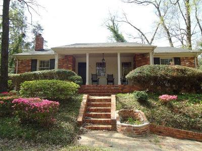 Augusta Single Family Home For Sale: 751 Lancaster Road