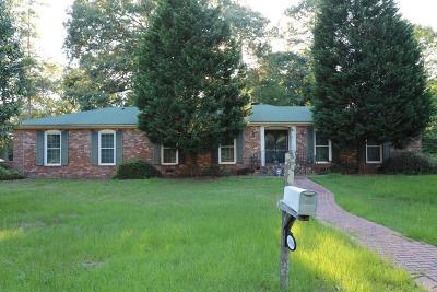 Richmond County Single Family Home For Sale: 1919 Rock Springs Drive