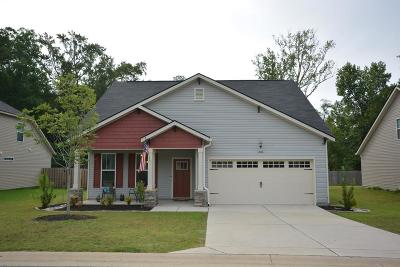 Grovetown Single Family Home For Sale: 2110 Grove Landing Way
