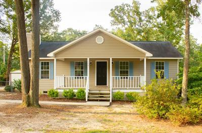 Edgefield County Single Family Home For Sale: 149 Murrah Road